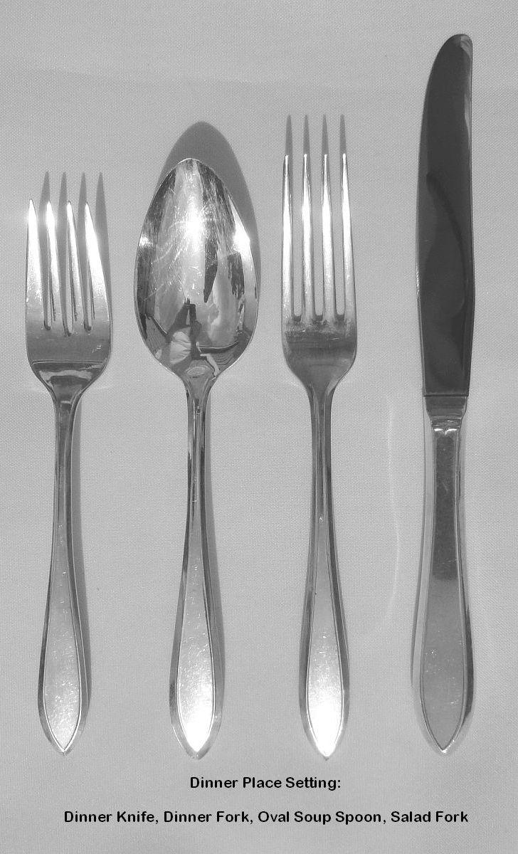 Silver wm patterns rogers FLATWARE PATTERNS: