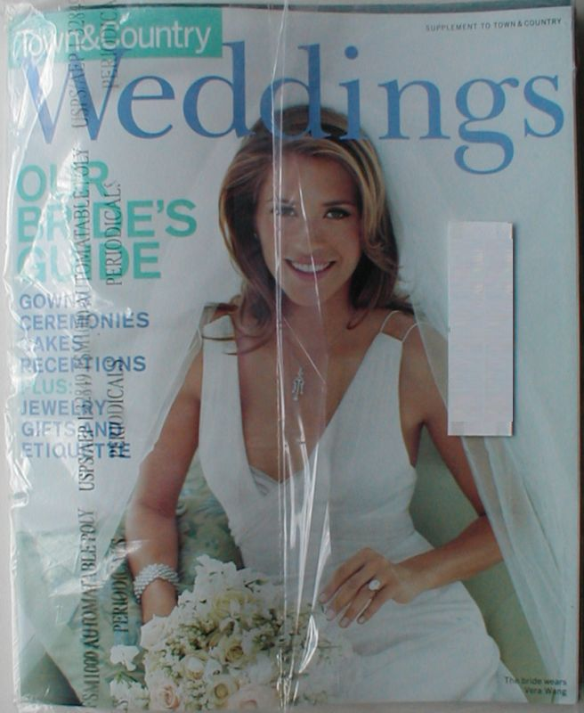 Town Country Aug Weddings 2003
