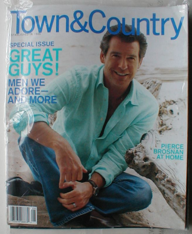 Town Country Aug Men 2003