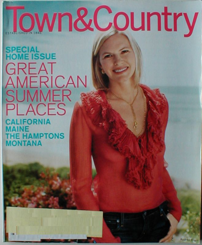 Town Country June 2003